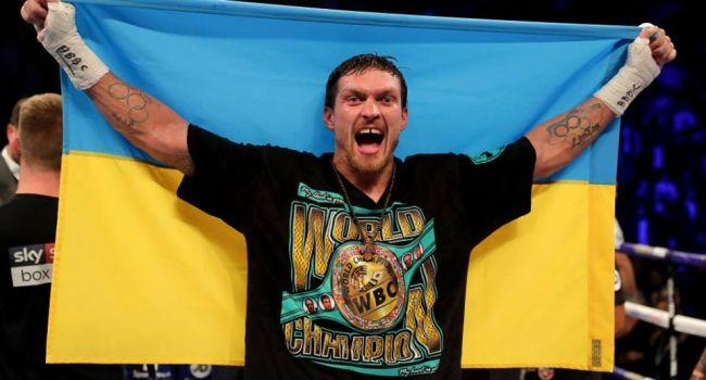 Первый бой Александра Усика в супертяжелом дивизионе состоится осенью этого года в США