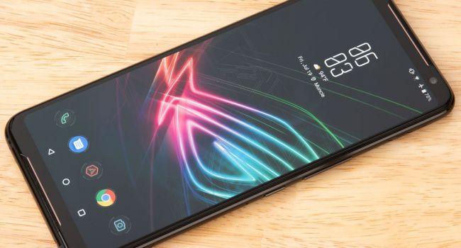Компания ASUS создала смартфон с потрясающими характеристиками