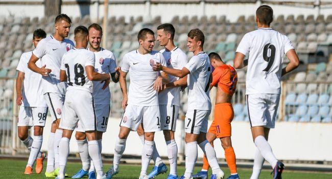 Луганская «Заря» стартует в еврокубках с уверенной победы над черногорской «Будучностью»