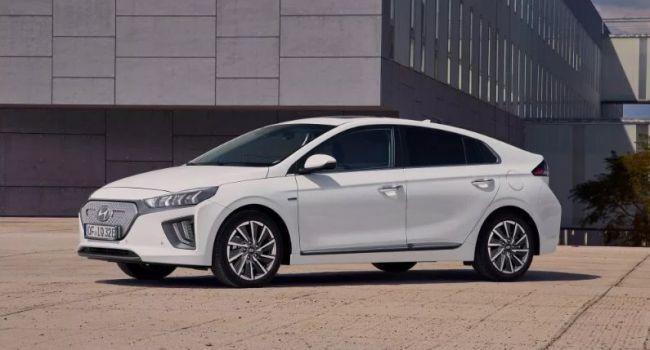 Самым экономным электрокаром современности признан Hyundai Ioniq