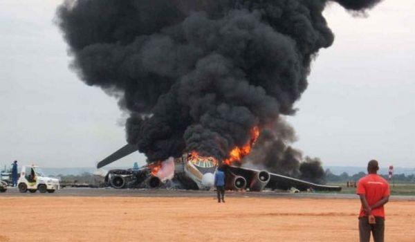 В Ливии ракетный удар уничтожил два украинских Ил-76 – источники