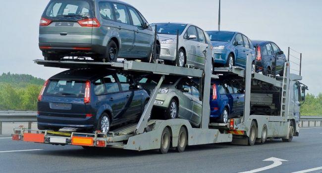 В течение первых 6 месяцев 2019 году в Украину завезли автомобилей из других стран на 1,7 миллиарда долларов - статистика ГФС