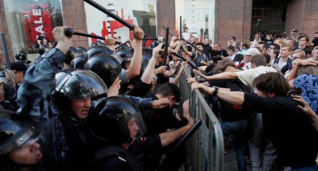 Таран: не будьте наивными – Майдана в России быть не может