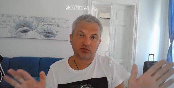 «Предлагаю доброжелателям расслабиться и сесть за бутылку»: Скрыпин жестко ответил Шарию по поводу Янины Соколовой