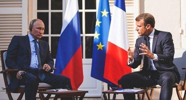 Дипломат пояснил, для чего Макрон добивается возвращения России в G8