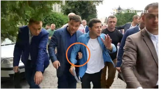 Зеленський: Богдан готовий скласти повноваження у будь-який момент за бажанням суспільства - Цензор.НЕТ 8369