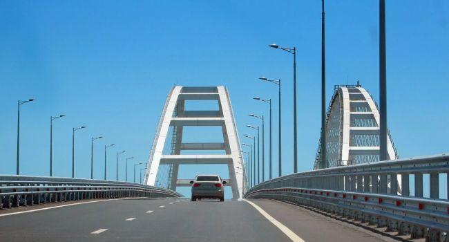 Из-за Крымского моста произошла массовая гибель