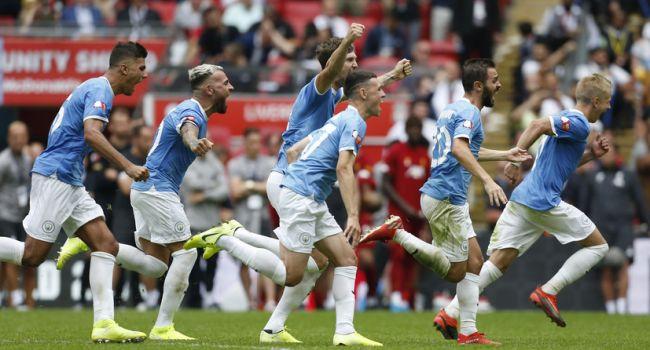 «Манчестер Сити» взял первый трофей в сезоне 2019/20, обыграв в матче за Суперкубок Англии «Ливерпуль»
