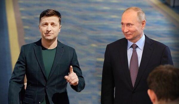 Эскалация войны на Донбассе: Зеленский призвал Путина срочно начать переговоры