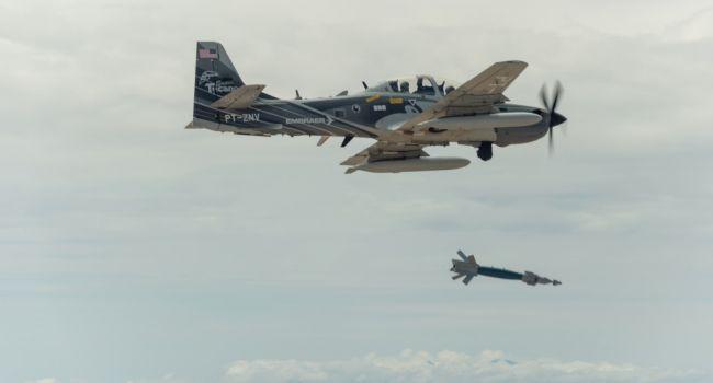На балансе ВВС ВСУ вскоре могут появиться штурмовики Super Tucano