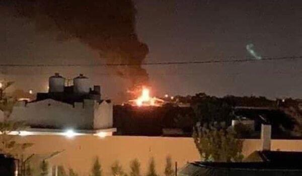 «Грохнуть украинский самолет!» Военный эксперт прокомментировал обстрел нашего воздушного судна в Ливии