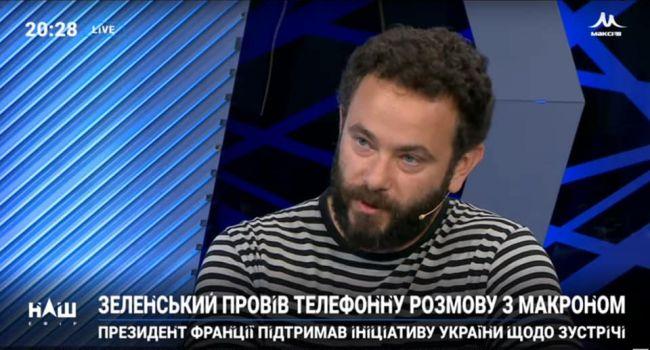 Дубинский вдруг «прозрел», заявив, что требования Путина выполняться не должны, а с русским на Донбассе надо повременить