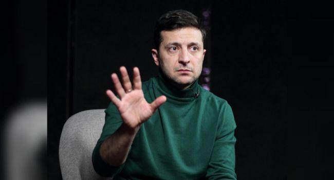 Журналисты телеканала 1+1 уже жалуются на пресс-службу Зеленского