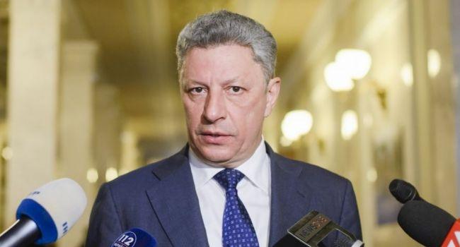 Нужно сформировать четкую позицию в партии: Юрия Бойко пригласили в Крым