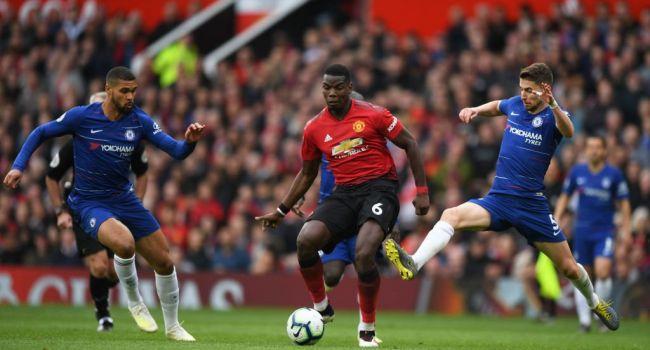 «Манчестер Юнайтед» уничтожает «Челси» в 1-м туре АПЛ
