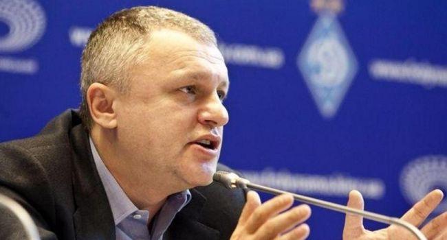 Суркис решил «под футбольчик» провести переговоры с Кучмой