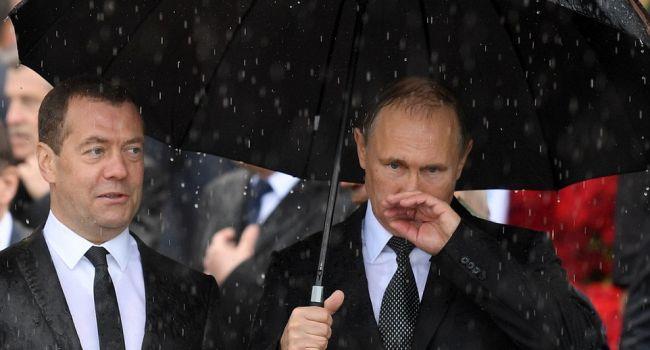 «Если на Путина и Медведева нападут с камнями и помидорами, будет чем обороняться»: Садальский высмеял новое «сколковское изобретение»