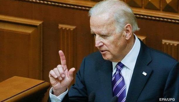 Джо Байден пообещал, что Украина станет мировым приоритетом