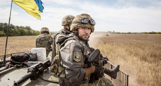 «Время расплаты»: бойцы ВСУ стерли с лица земли позицию «ДНР», откуда вели огонь боевики