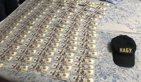 «Взяли на горячем за взятку в $1,1 млн.»: в НАБУ сообщили детали задержания Грымчака