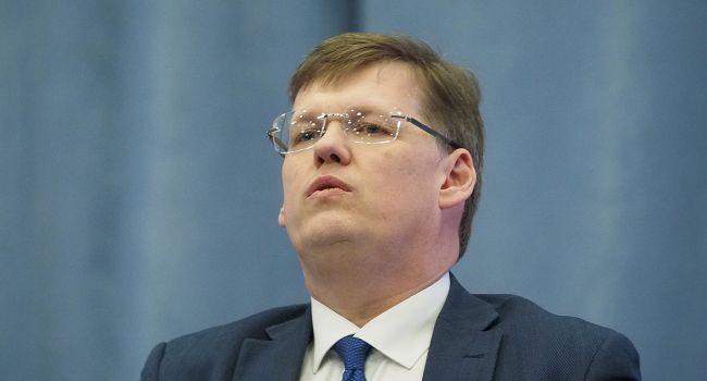 Азаров: «Некий урод по фамилии Розенко заявил, что пенсионеры проживут на 1700 гривен»
