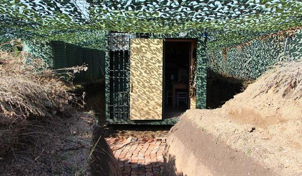 «Достаточно нескольких попаданий»: в ВСУ подвергли критике «домики Зеленского» для военных