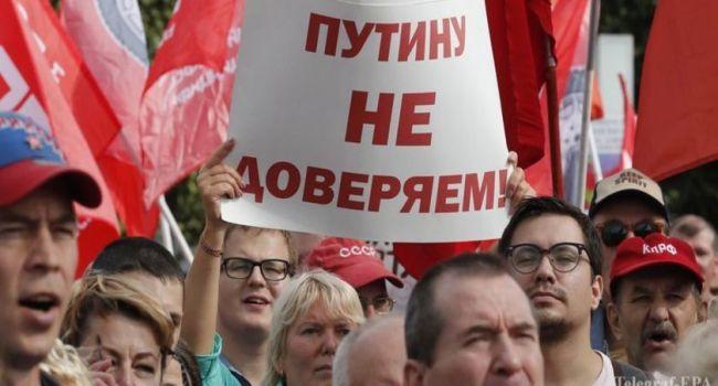 Блогер: российской оппозиции противопоставить «крымнашу» нечего