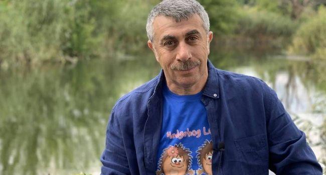 Доктор Комаровский сделал скандальное заявление по поводу ватных палочек для чистки ушей