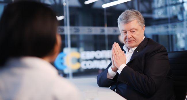 Порошенко реально «зажмут» после того, как сформируется новый Кабмин, и власть получит контроль над силовиками - Романенко