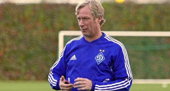 Официально: Главным тренером киевского «Динамо» стал Алексей Михайличенко