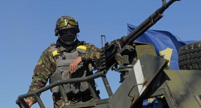 «Слава Украине! Героям слава!»: бойцы ВСУ перестали молчать и сокрушительной ответкой подорвали позиции боевиков