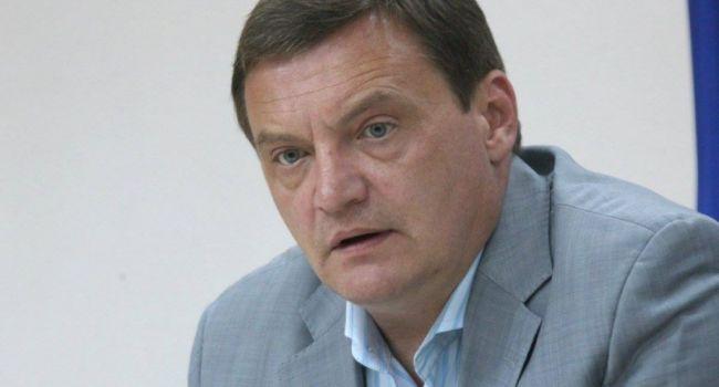 Волошин о Грымчаке: «Грозился мне карами за недостаточно патриотическую позицию»