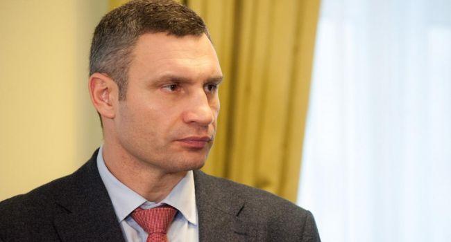 Кабмин отказался рассматривать вопрос увольнения Кличко с должности КГГА