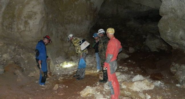 В одной из пещер Крыма обнаружены неизвестные науке микроорганизмы