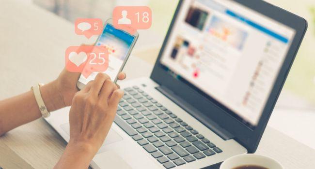 """Россияне """"не уважают"""" Facebook"""