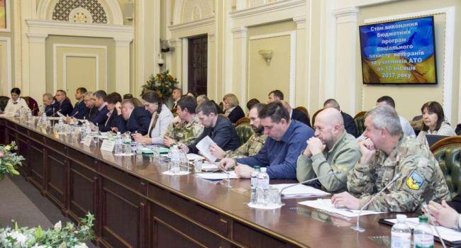 «Зачем эти кормушки для чиновников?»: у Зеленского анонсировали ликвидацию комитета по вопросам ветеранов