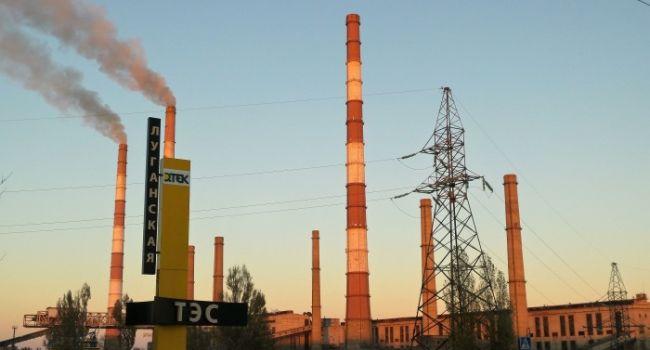 Попытка России оставить без электричества часть Луганщины, подконтрольную Украине, – провалилась