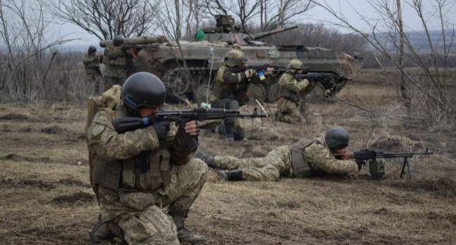 Ситуация на Донбассе набирает обороты: в ООС рассказали детали