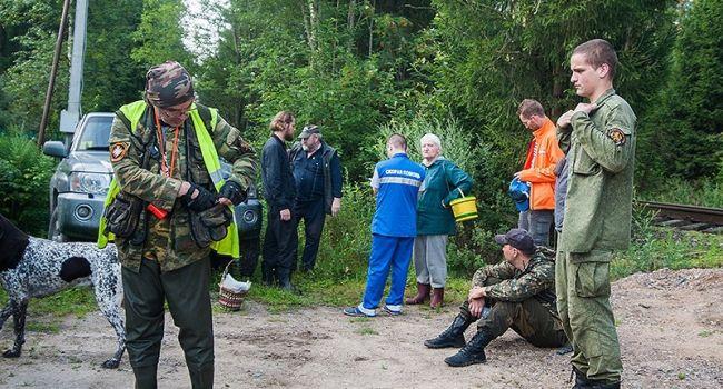 Чудесное спасение: в России нашли трехлетнего мальчика, сбежавшего от родителей в лесу