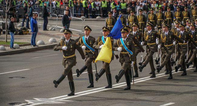 Олешко: в России мечтали, чтобы никакого Дня Независимости Украины не было и в помине