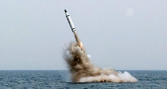 Северная Корея запустила очередные ракеты
