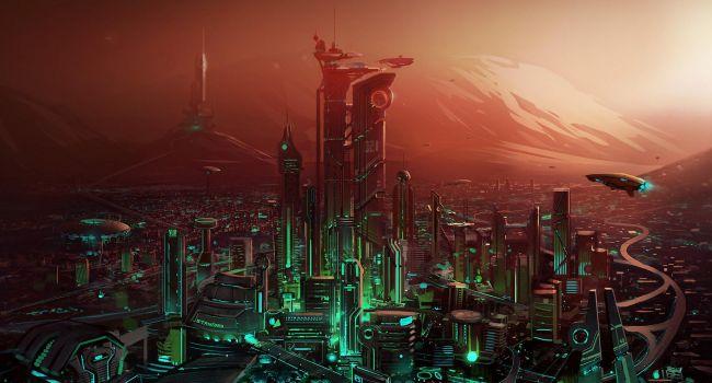 На Марсе будет построен город: Илон Маск рассказал о стоимости строительства
