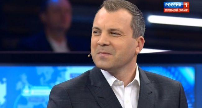 Попов устроил истерику подобно Скабеевой из-за претензий Рабиновича и Шуфрича к украинскому языку