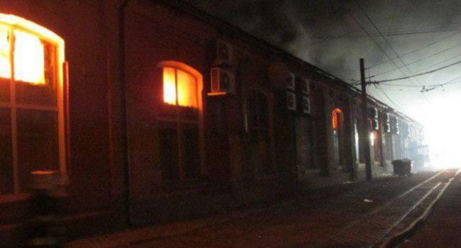 Трагедия в Одессе: ночью в городском отеле заживо сгорели 8 человек