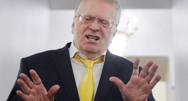 «Для чего они едут в Россию»: Жириновский напомнил Зеленскому об уезжающих украинцах