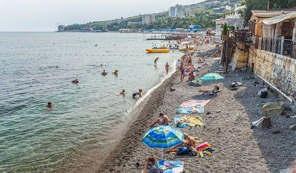 «Просто штормит»: в сети показали «разгар сезона» в оккупированном Крыму