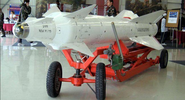 ВМФ РФ грохнул по Крыму авиационной ракетой «Х-29ТД» - СМИ