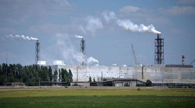 Активист: в Армянске после ЧП с выбросом ядовитых веществ ситуация не улучшилась