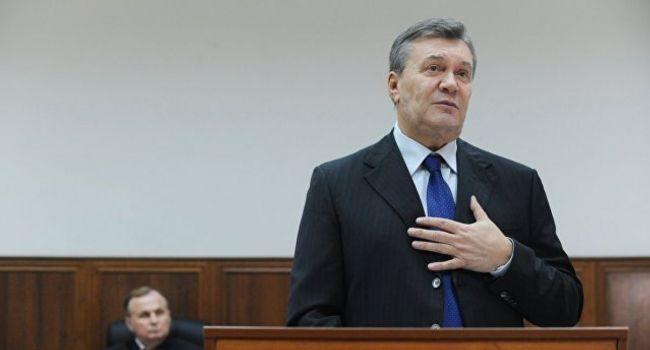 Эксперт: Янукович в Украине – это самый страшный сон Зеленского