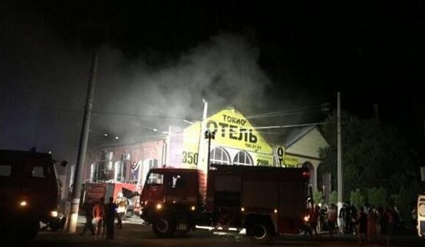 Правоохранители назвали три версии пожара в отеле «Токио Стар»